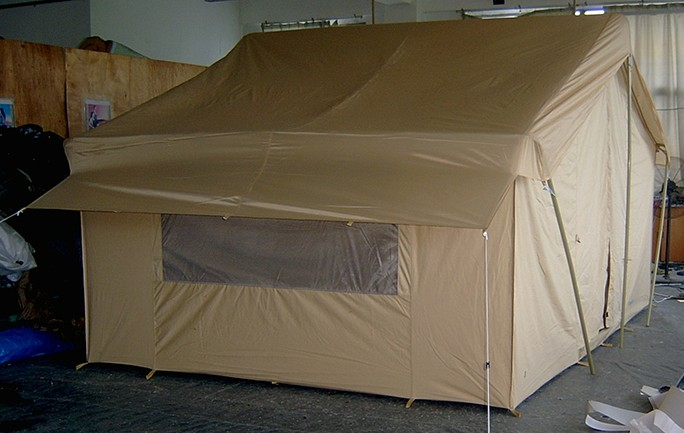 Polyester Rain Fly For Canvas Tents 644/647 & Optional Polyester Rain Fly | For Pinnacle Canvas Tent 647