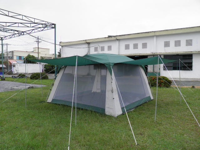 Fine Patio Tents With Screen Sides - Patio Design #366