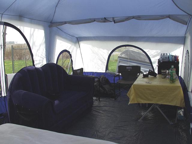 ... Cabin Tent - 4 Room Interior ... : tents with rooms for family - memphite.com