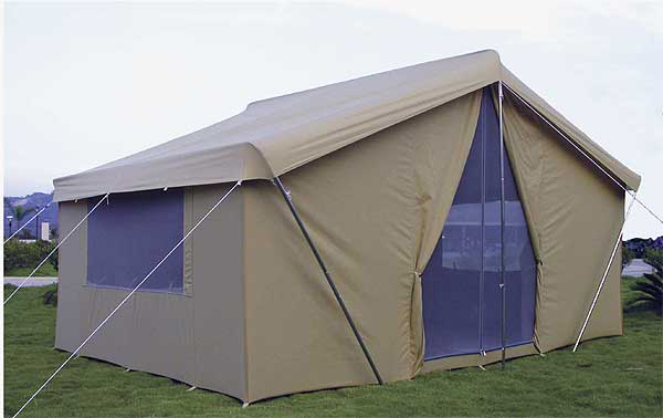 Canvas tent canvas camping tents canvas tents for Canvas tent plans