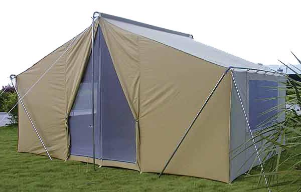 Canvas tent canvas camping tents canvas tents for Canvas tent plans