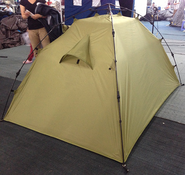 b9476637a0c ... Dome Tent 701 June 2013 Production Run in Pinnacle Tents Production Shop