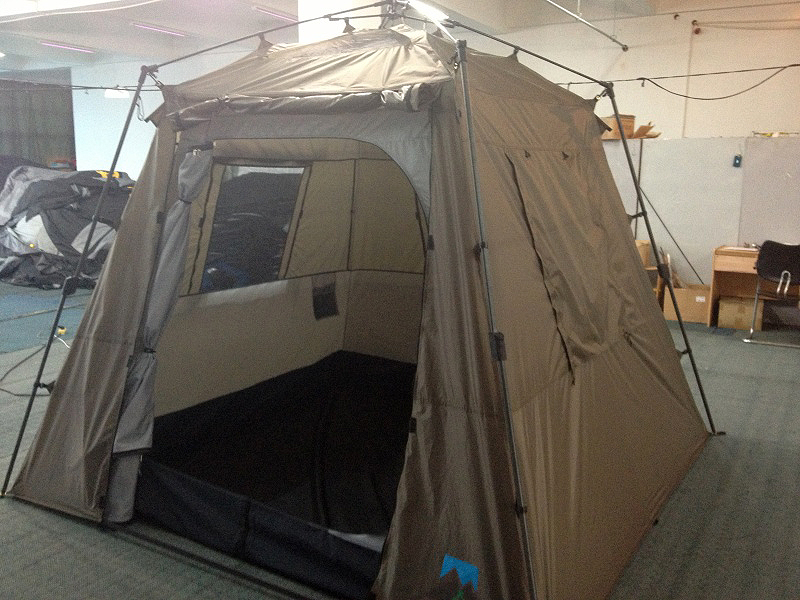 ... Pinnacle Tents June 2013 Dome Tent 703 Production ... & 4-Person Quick Set Stand Up Dome Tent   Rain Fly   Window Screen