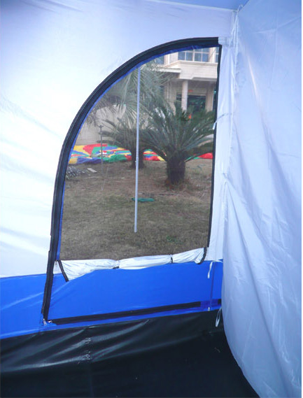 ... Cabin Tent - 4 Room Center Room Divider 3 ... & Deluxe 4 Room Cabin Tent 24u0027x10u0027 | Large Camping Tent | Sleeps 12-16