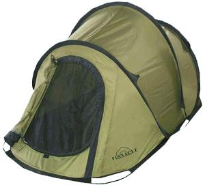 Three Person Pop Up Tent ...  sc 1 st  Pop Up Tents Cabin Tent Canvas Tents Screen Tents Dome Wall Tents & 3-Person Pop Up Camping Tent | 3 Second Setup | Lifetime Warranty