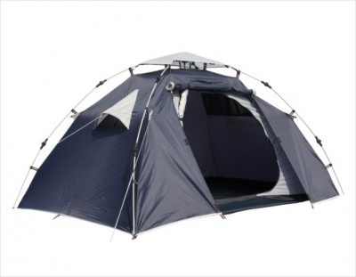Dome Tent Quick Set 8u0027x8u2032  sc 1 st  Pop Up Tents Cabin Tent Canvas Tents Screen Tents Dome Wall Tents & 3-Person Pop Up Camping Tent | 3 Second Setup | Lifetime Warranty