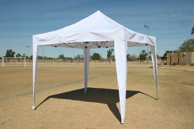 Canopy Tent 685 - Shown Without Sidewalls