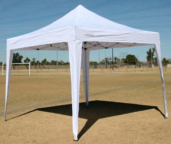 Canopy Tent - Pinnacle Tents Canopy Tent 685 ... & Canopy Tent With 4 Free Sidewalls | Commercial Grade | Heavy Duty