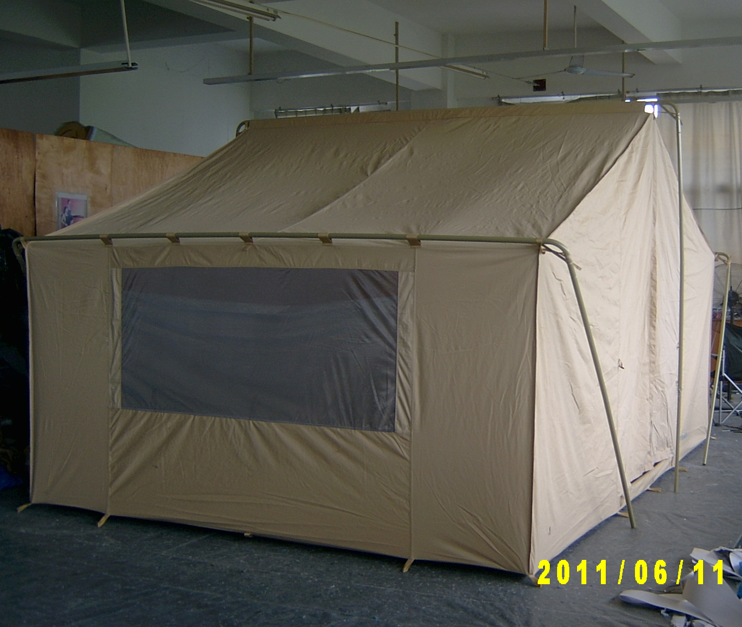 Hunting tent hunting tents canvas hunting tent canvas for Canvas tent plans