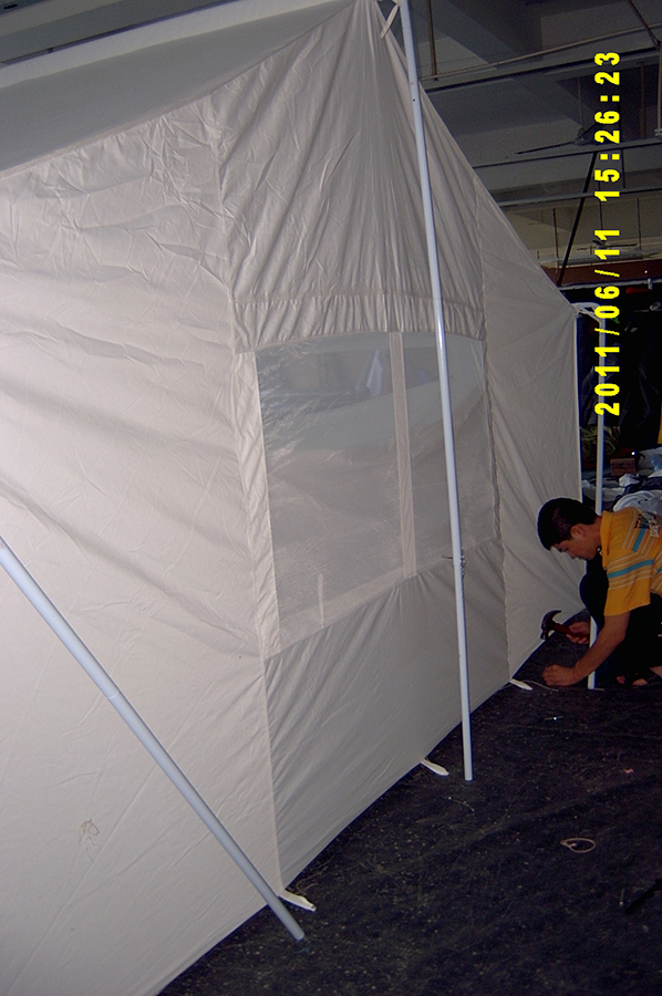 White Canvas Wall Tent 10 X14 Canvas Wall Tents Durable