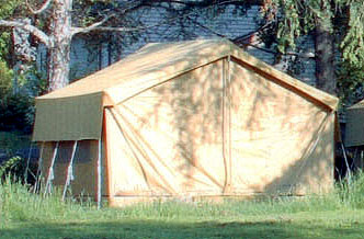 Rain Fly For Canvas Tents 644/647