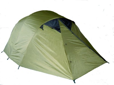 Pop Up Tent With Rain Fly