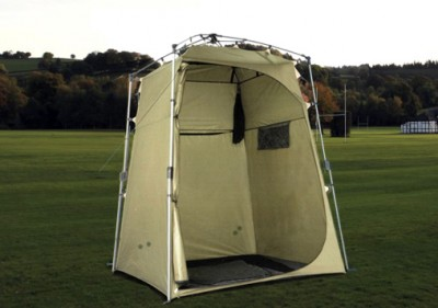Privacy Tent 5u0027x5u2032 & 4-Person Quick Set Stand Up Dome Tent | Rain Fly | Window Screen