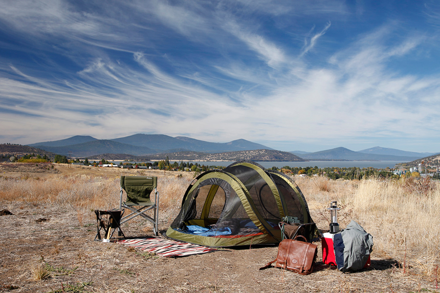 ... Two Person Pop Up Tent XP4000-2 - Shown without rainfly ... : quick tents to put up - memphite.com