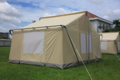 Canvas tents 9 39 x12 39 canvas camping tent all weather for How to build a canvas tent frame