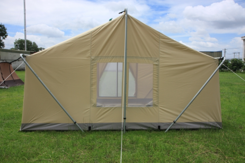 Canvas tents camping old style pictures to pin on for Cheap wall tent