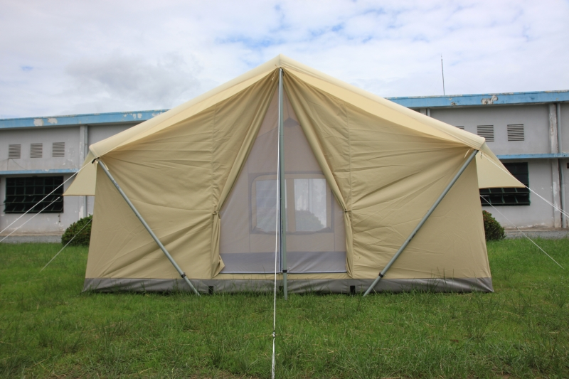 Canvas Tent 9 39 X12 39 Canvas Camping Tent Durable Canvas