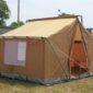 Wall Tent Front Door