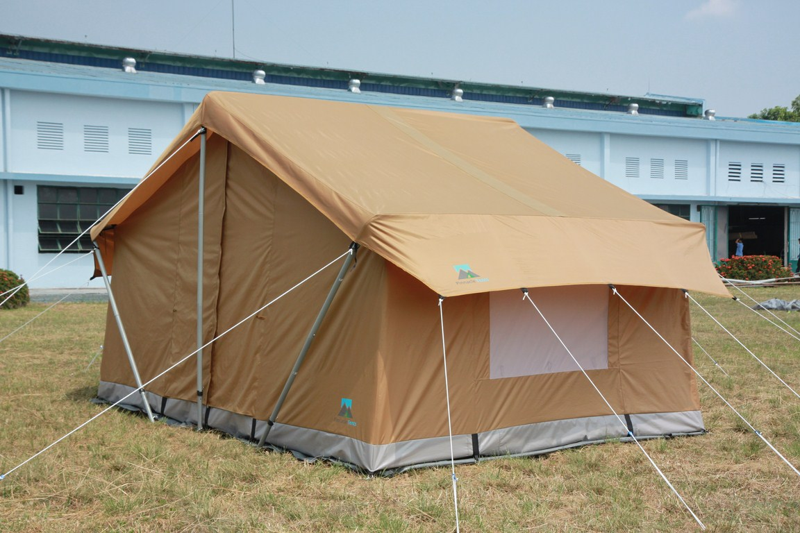 Wall tent camping tents wall tents wall tent for camping for Canvas tent plans